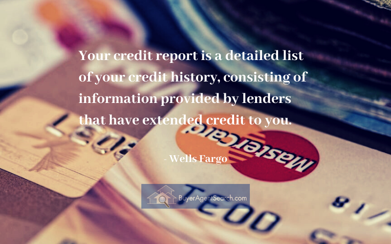 Financial Expert urges home buyers to check on credit reports ahead of time.