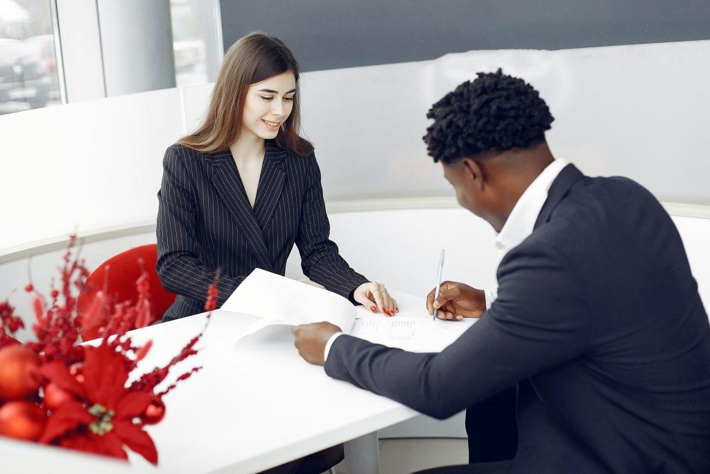 buyer agent agreement