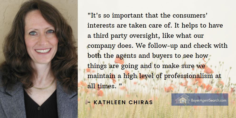 Buyer Agent Search Kathleen Chiras